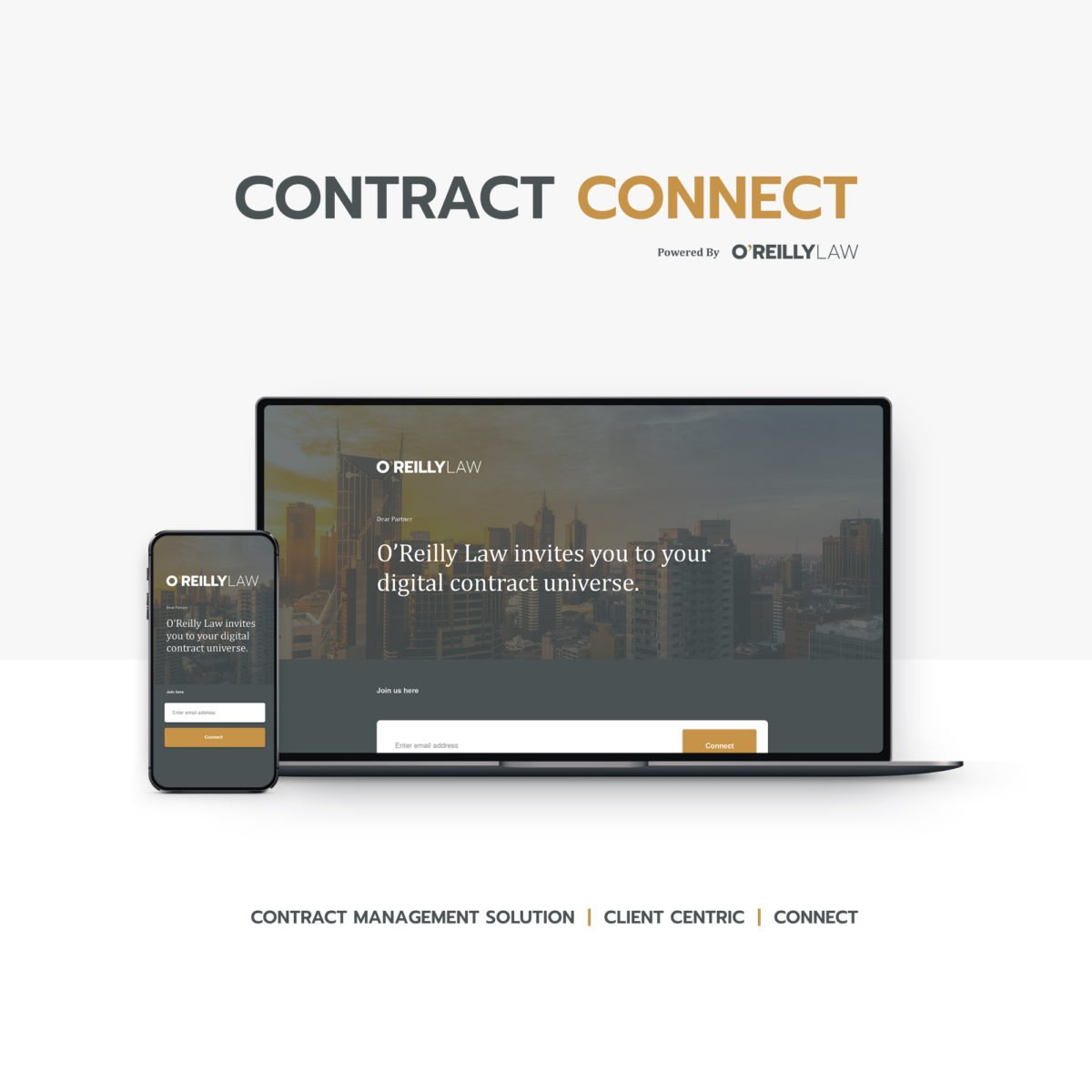 Introducing Contract Connect – Your Digital Contract Management Solution
